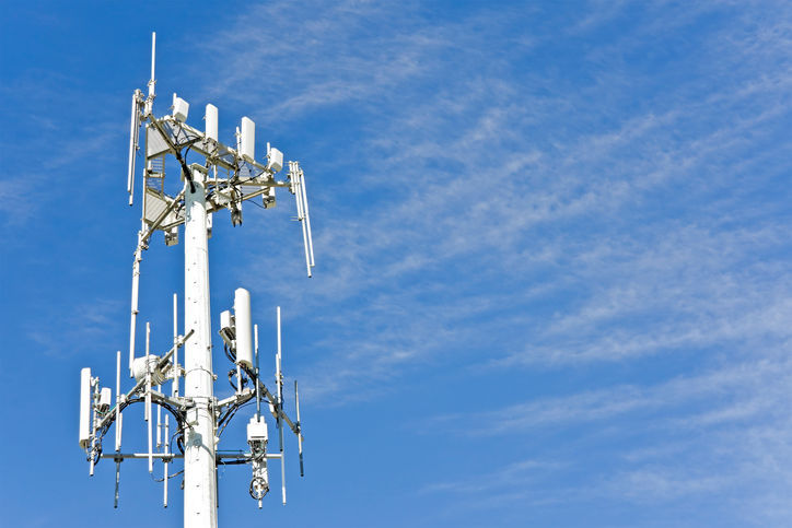 bts antenna telefonica