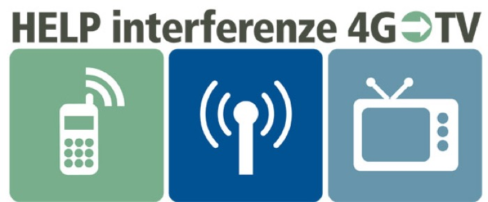 Interferenze TV e LTE
