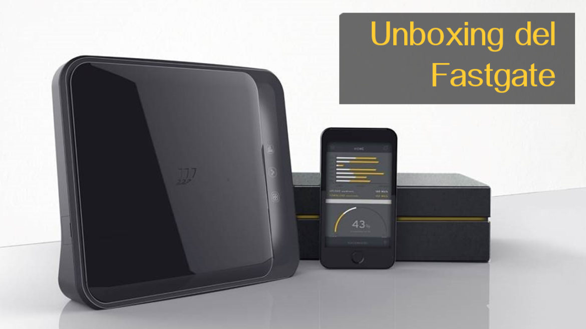unboxing fastgate