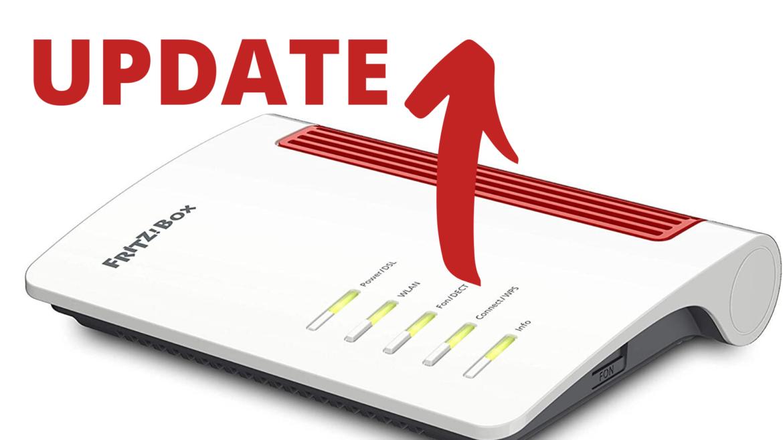 update fritzbox firmware 7.21
