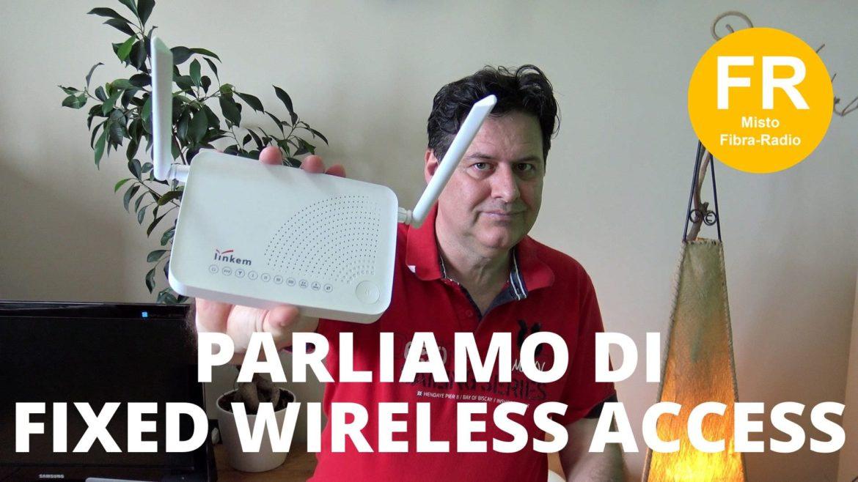 Cos'è il fixed wireless access