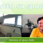 intervista a Valentina di spusu Italia
