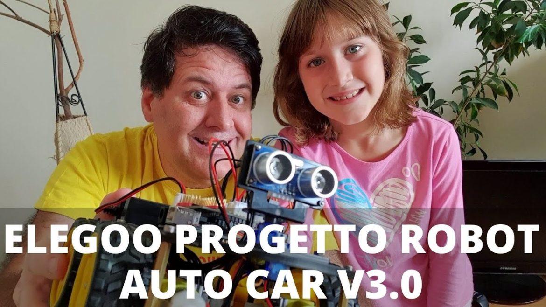 elegoo robot car