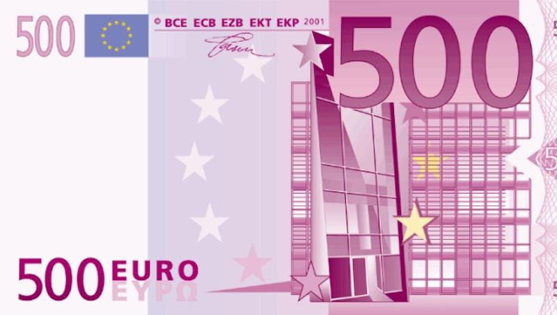 500 Euro bonus PC