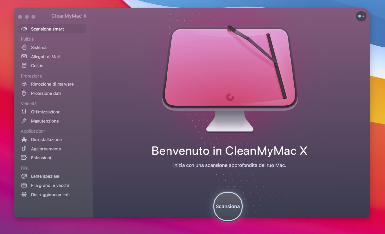 CleanMyMacX