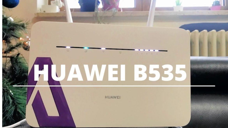 huawei b535