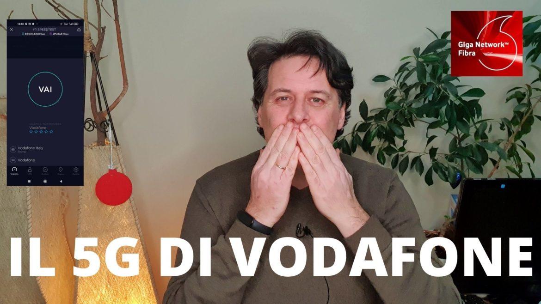 Il 5G di Vodafone Xiaomi Redmi Note 9T 5G