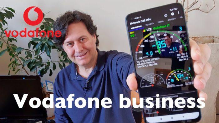 Sim Vodafone Business