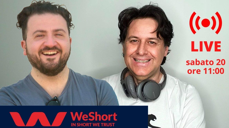 weshort, piattaforma streaming per il cinema breve
