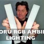 ONFORU RGBAMBIENCE LIGHTING
