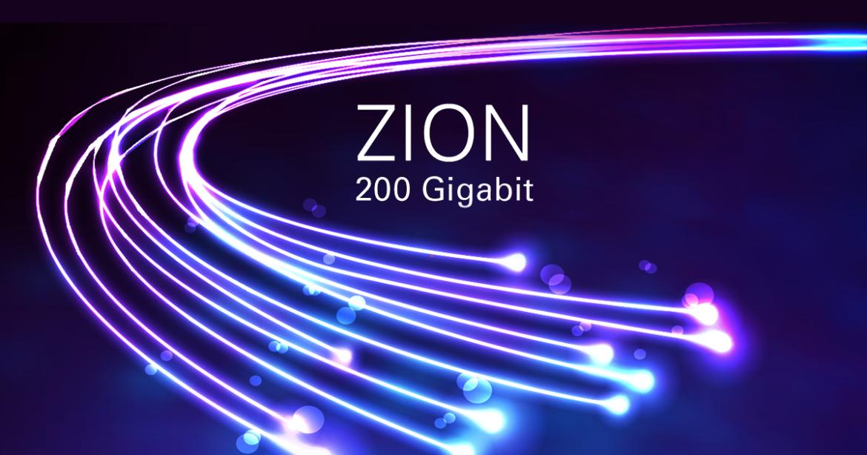Zion 200Gb/s