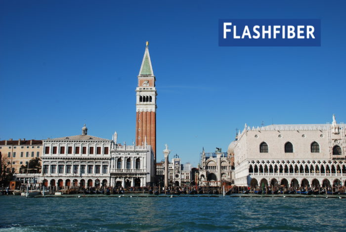 venezia flash fiber