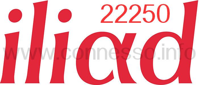 Iliad 22250