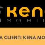 Area clienti KENA MOBILE