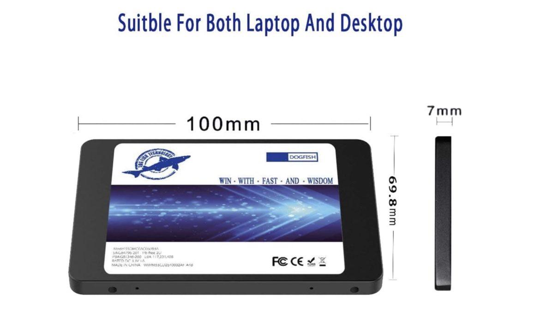 SSD SATA II