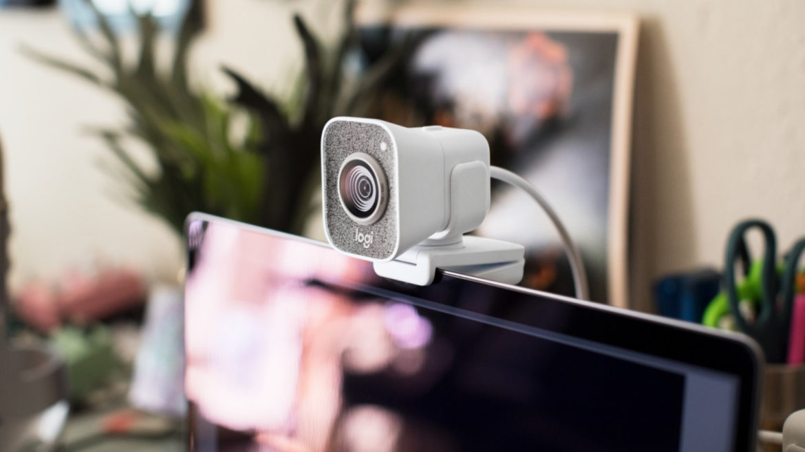 logi streamcam webcam 1080p 60 fps usb c