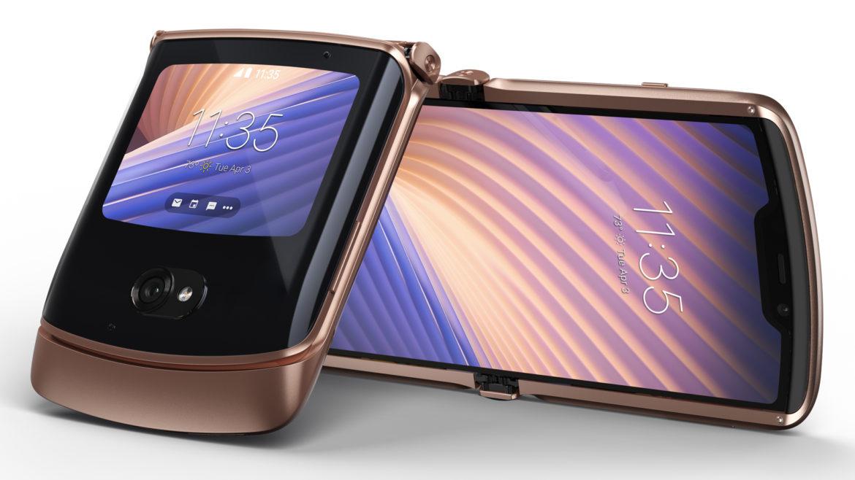 Motorola Moto RAZR 5G