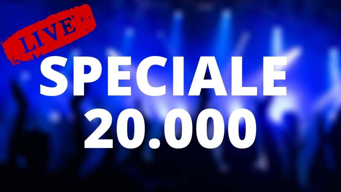 SPECIALE 20K