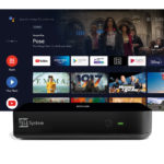 Telesystem UP dvbt-2 con android TV