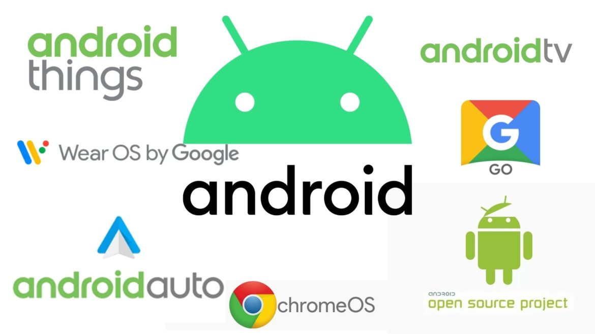 tipi di android