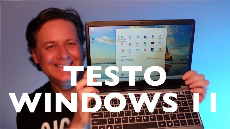 Test Windows 11