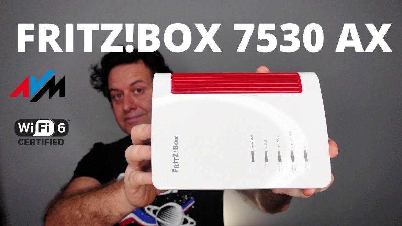 fritzbox 7530ax